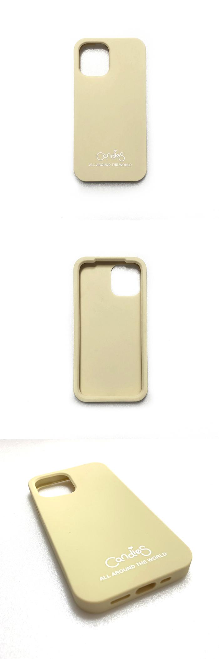 (複製)Candies Simple系列 HAVE A GOOD DAY(黃) - iPhone 12/12 Pro