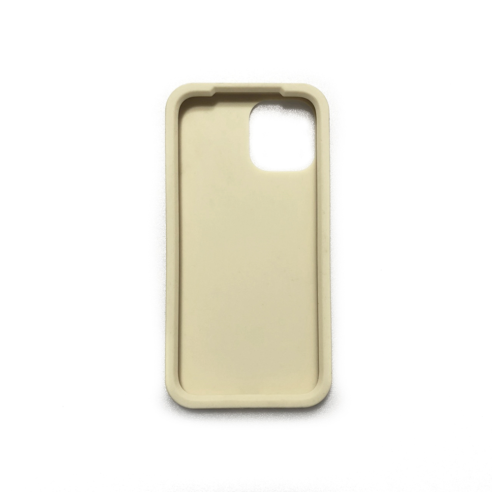 Candies Simple系列 Candies logo素面殼(米白) - iPhone 12/12 Pro