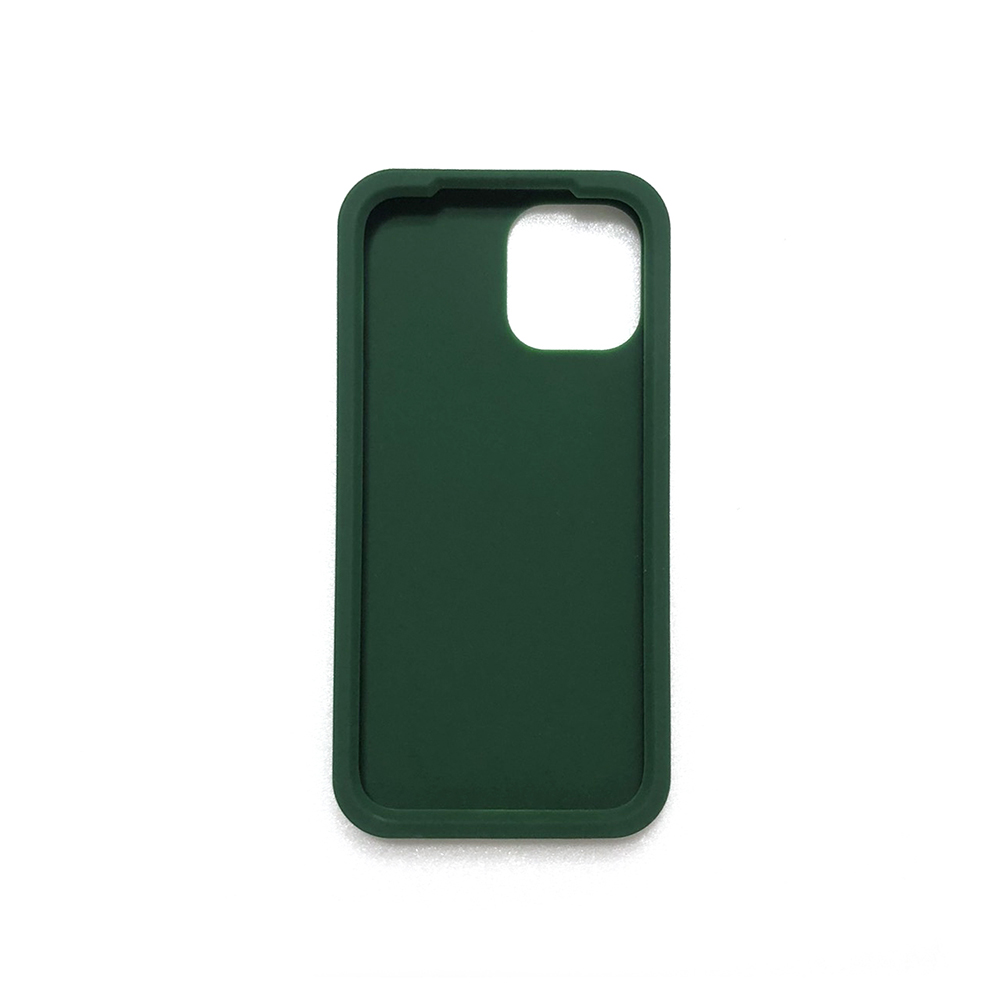 Candies|Simple系列 Candies logo素面殼(深綠) - iPhone 12/12 Pro
