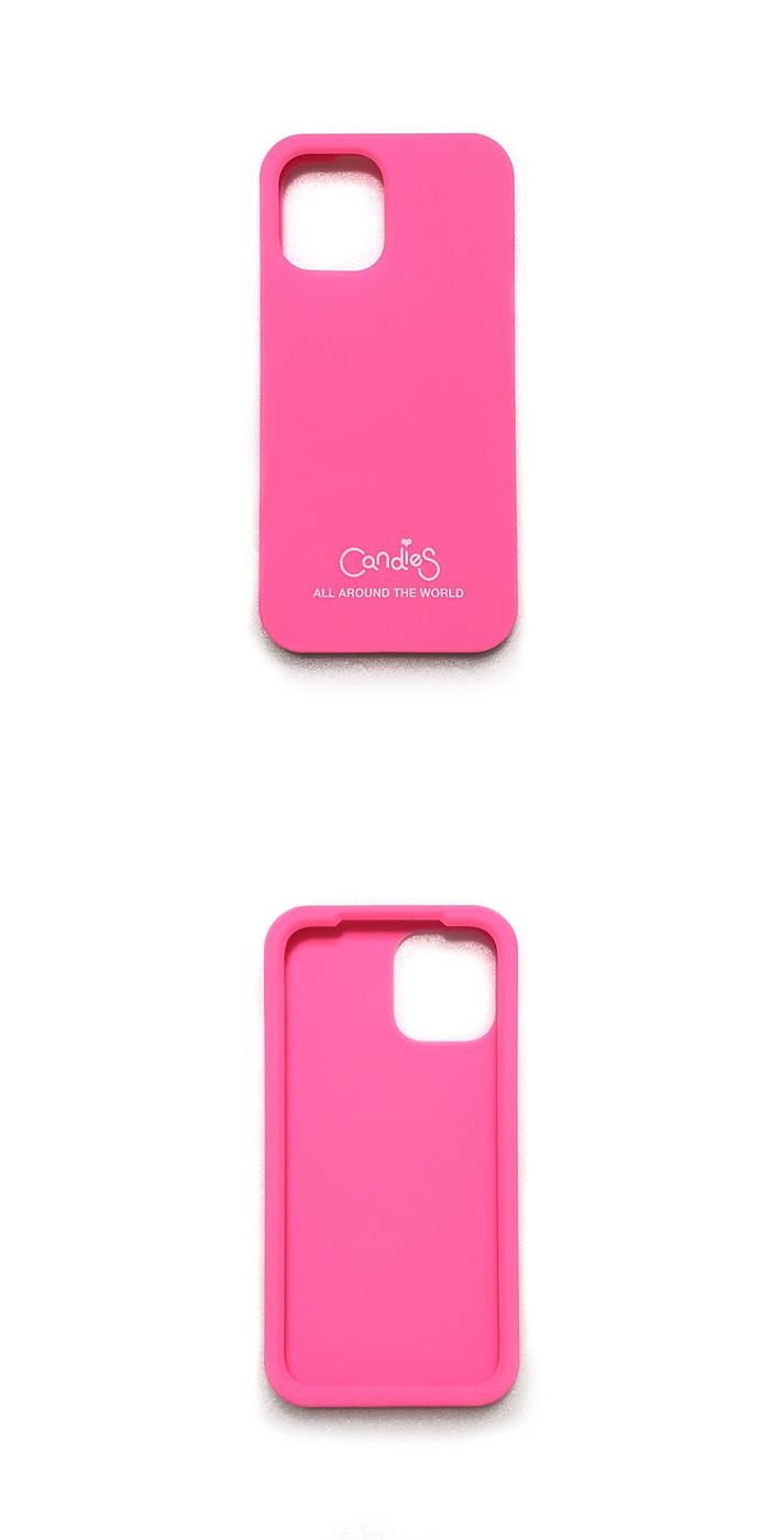 (複製)Candies|Simple系列 Candies logo素面殼(深綠) - iPhone 12/12 Pro