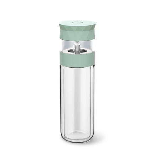 PO:Selected|丹麥易泡雙層玻璃杯280ml(綠)