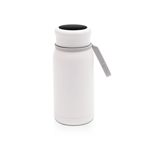 PO:Selected 丹麥恆溫暖手牛奶保溫杯320ml(白)