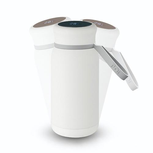 PO:Selected|丹麥恆溫暖手牛奶保溫杯320ml(粉)