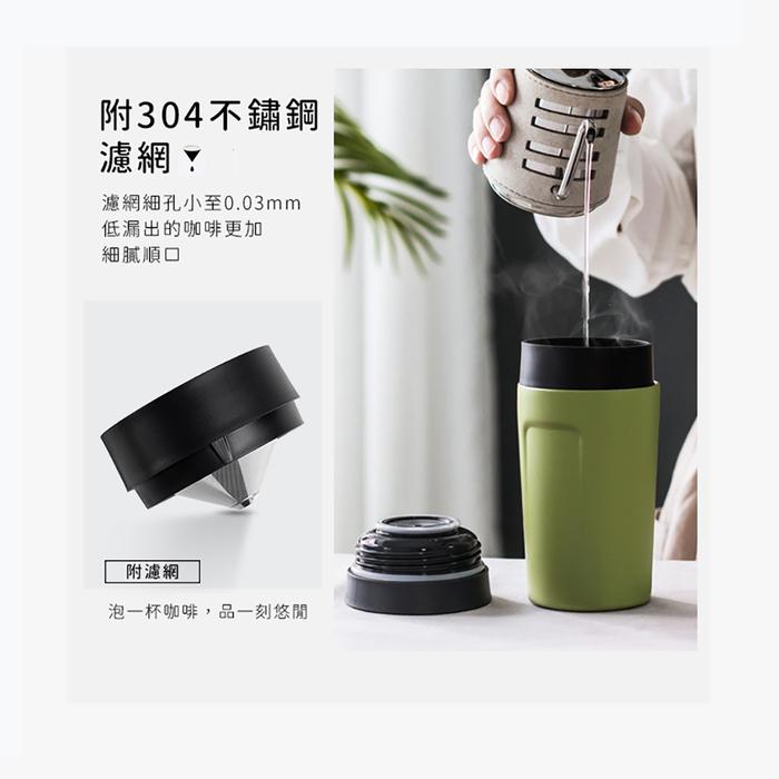 (複製)PO:Selected|丹麥手沖咖啡三件組(咖啡壺-灰/玻璃杯350ml-黑紅/咖啡磨2.0)