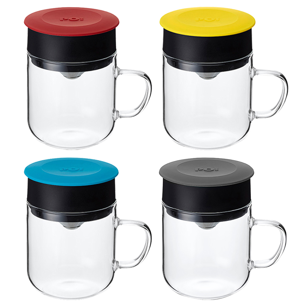 PO:Selected|丹麥手沖咖啡三件禮盒組(咖啡壺-駝/玻璃杯240ml-灰/咖啡磨2.0)