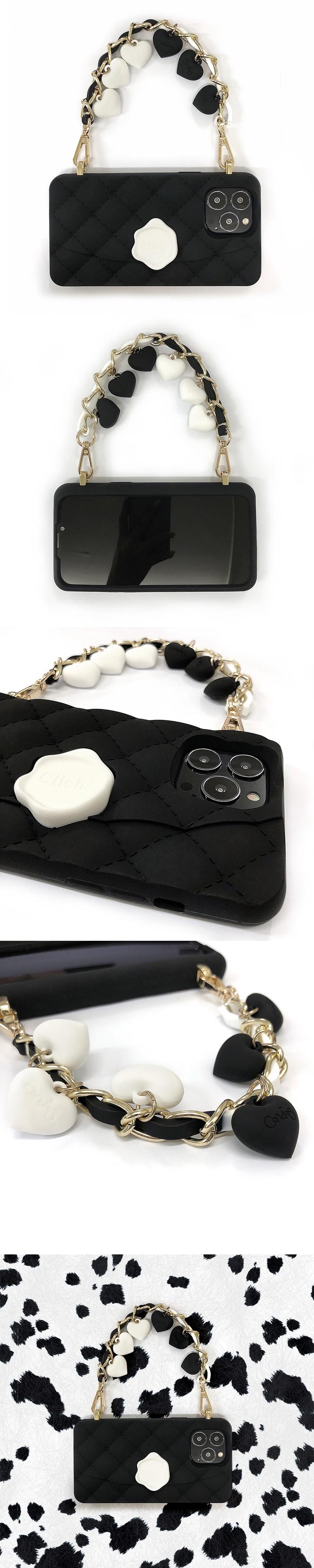 (複製)Candies 新年愛心晚宴包手機殼 - iPhone 12 Pro Max