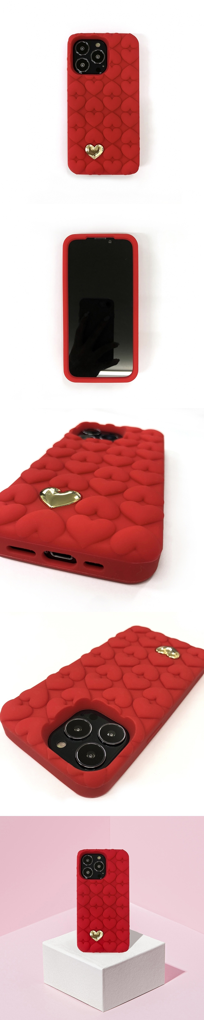(複製)Candies 小香風經典晚宴包(膚) - iPhone 13 Pro Max