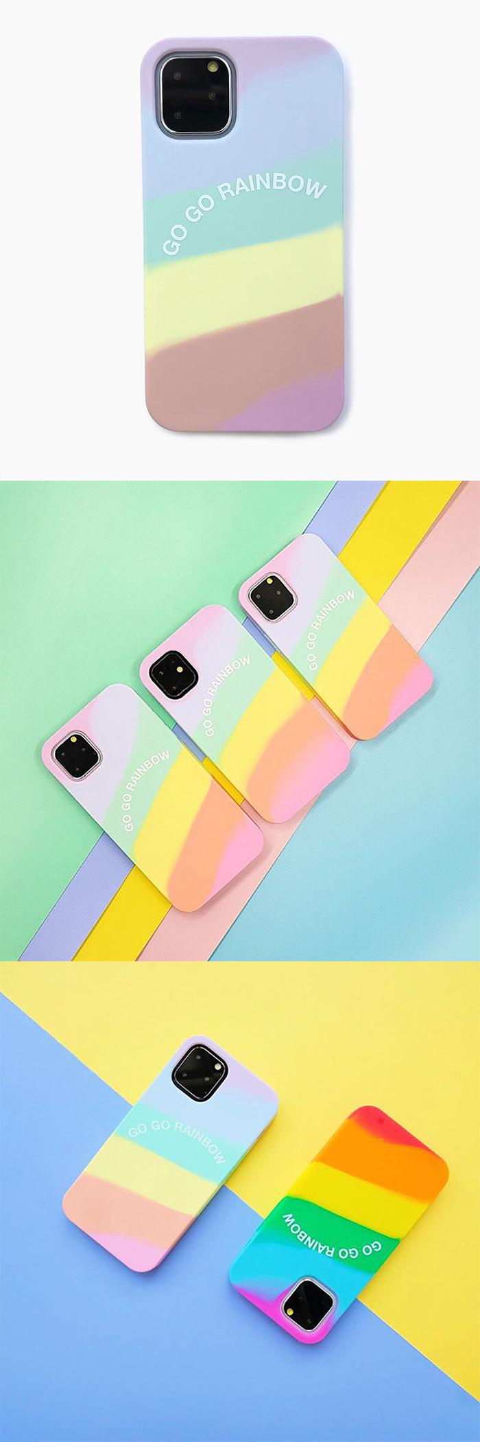 Candies|Simple系列 光之彩虹 - iPhone 11 Pro