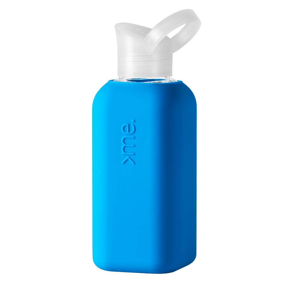 SQUIREME|超輕量果凍瓶 500ml - 霓虹藍