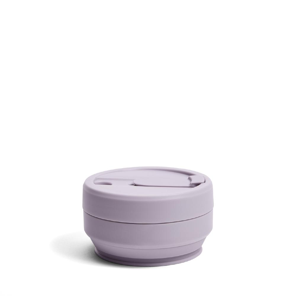 Stojo 折疊伸縮杯 16oz - 紫丁香