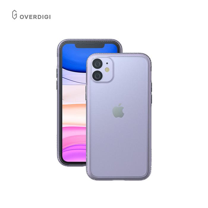 OVERDIGI iPhone 11 蜂巢晶格雙料防摔保護殼