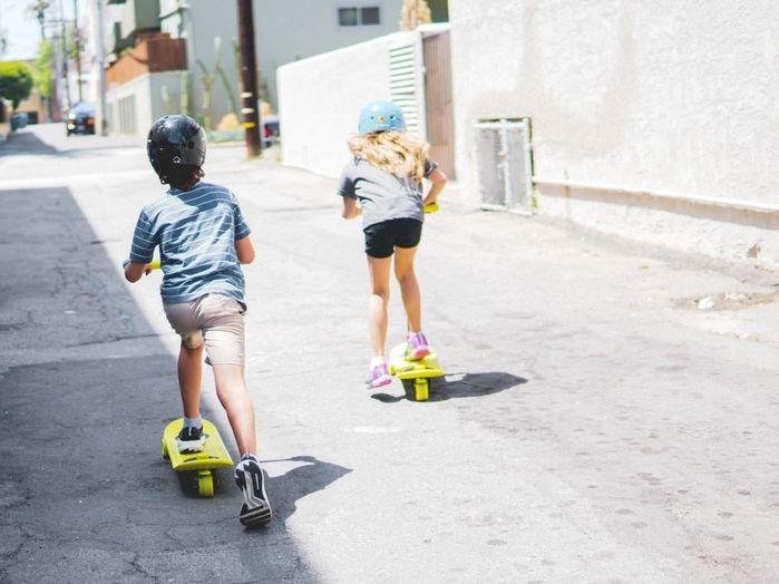 MorfBoard │多功能2 in 1 滑板 / 滑板車
