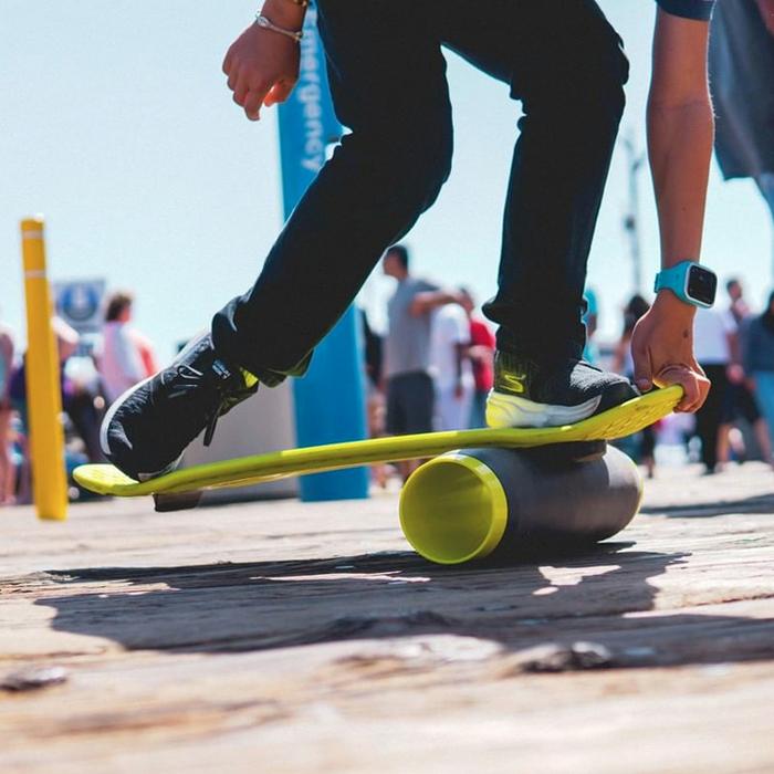 MorfBoard │多功能2 in 1 滑板 / 滑板車+彈跳球+平衡滾筒