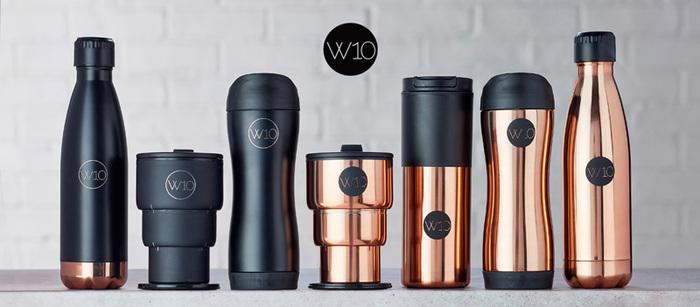W10│曲線保溫瓶-KENSINGTON玫瑰金