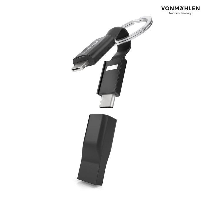 (複製)德國 VONMAEHLEN  MARINA HOERMANSEDER聯名款 多合一充電傳輸線 MFi認證