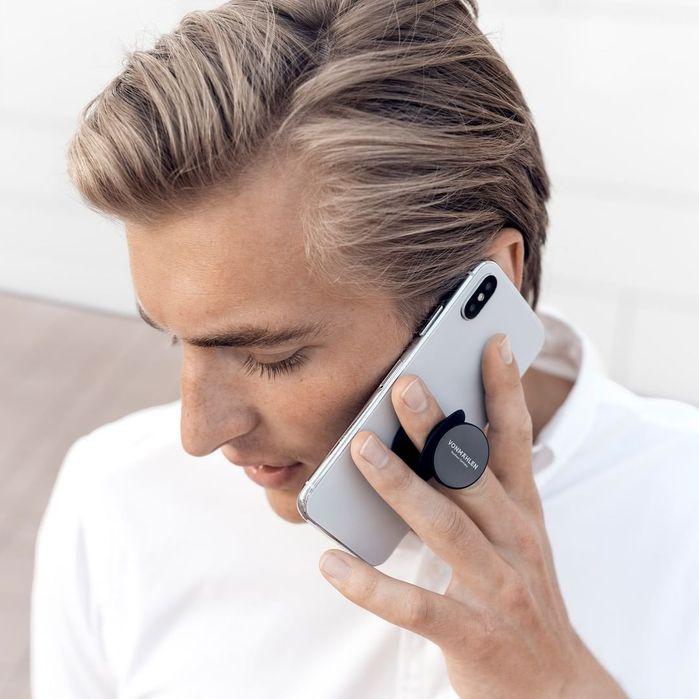 德國 VONMAEHLEN│BACKFLIP 磁吸指環扣手機支架