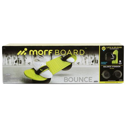MorfBoard │彈跳球