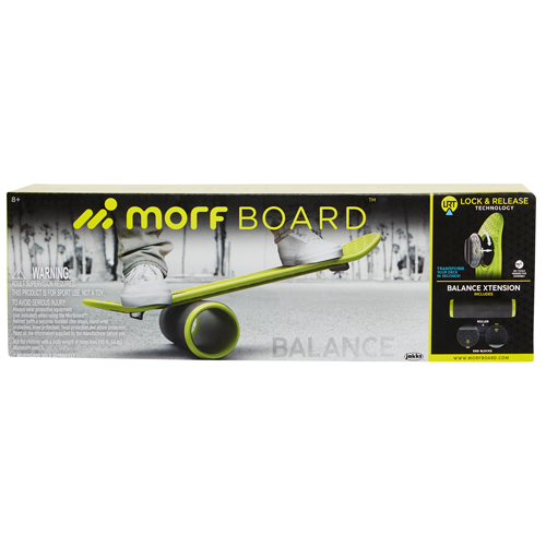 MorfBoard │平衡滾筒