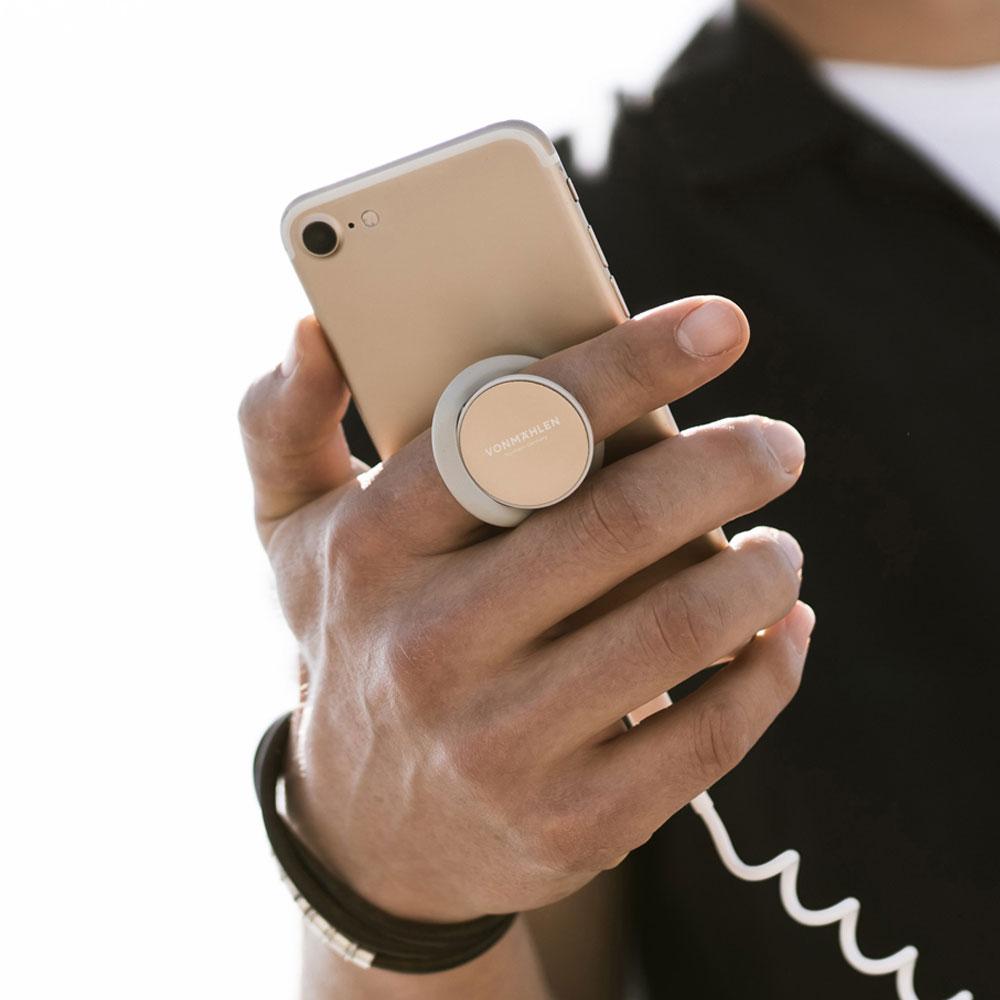 德國 VONMAEHLEN│BACKFLIP Signature 磁吸指環扣手機支架