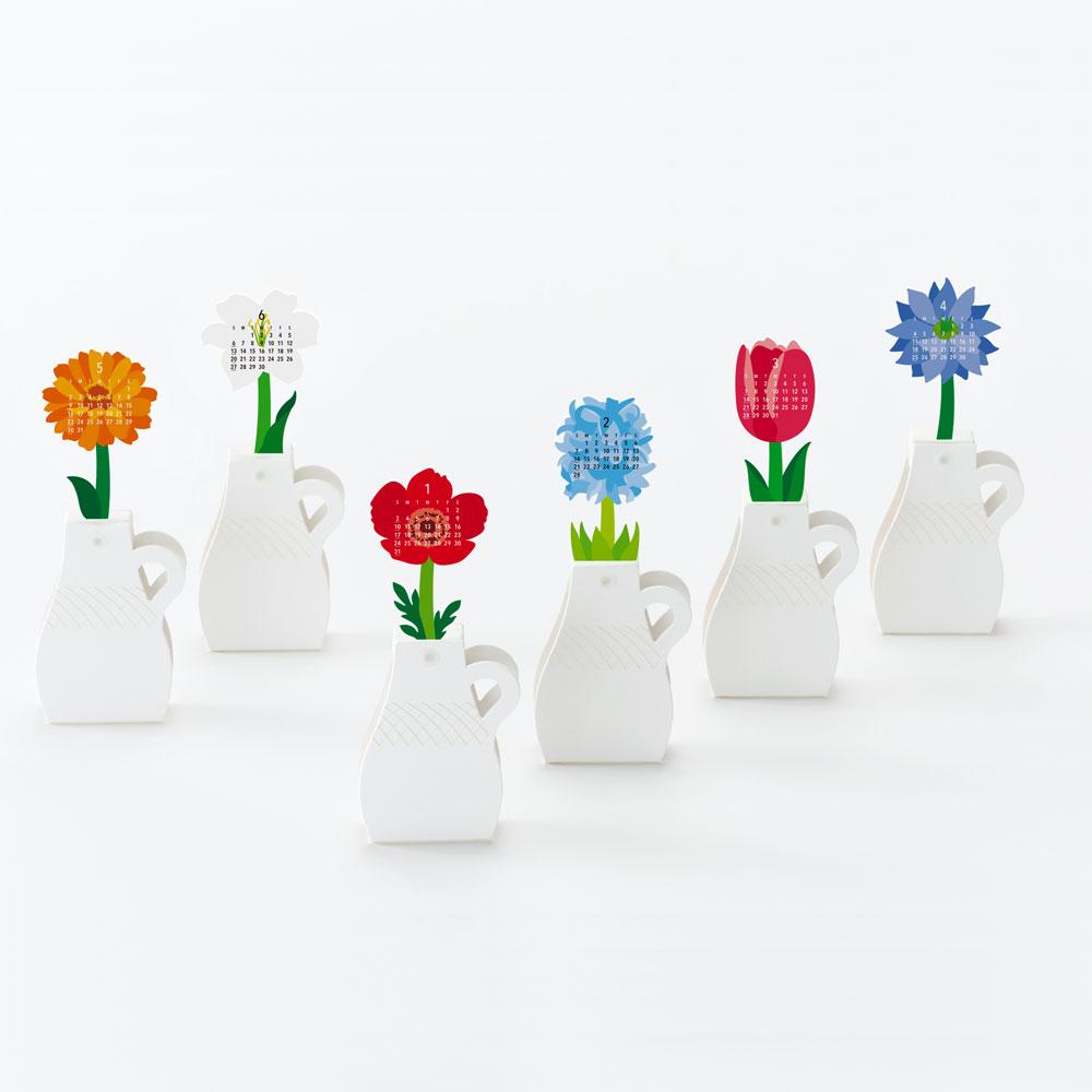 Good Morning|2021年曆- Flowers