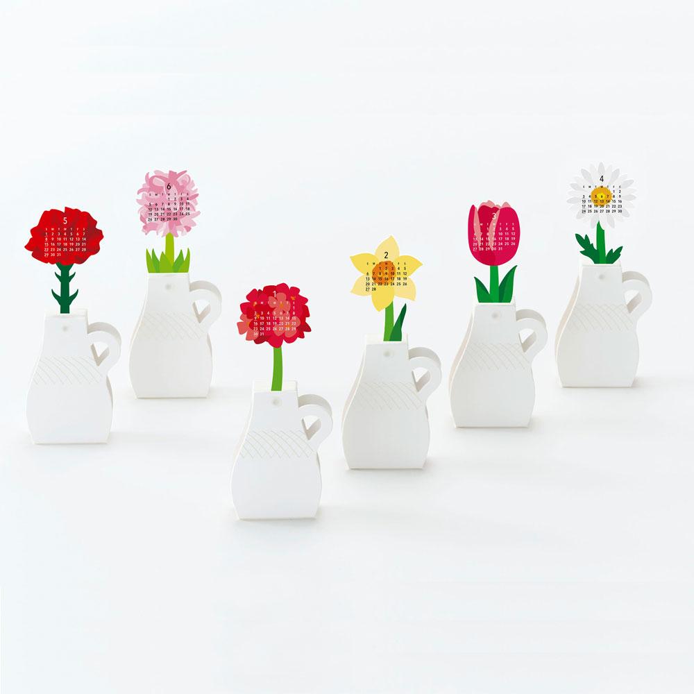 Good Morning|2022年曆- Flowers