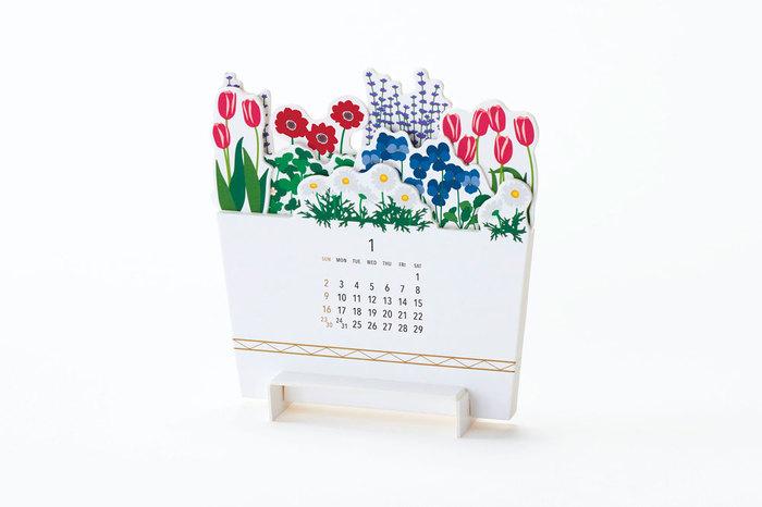 Good Morning 2022年曆- Bloom