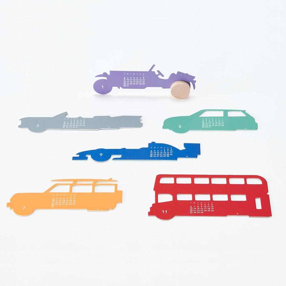 Good Morning|2022年曆- Cars