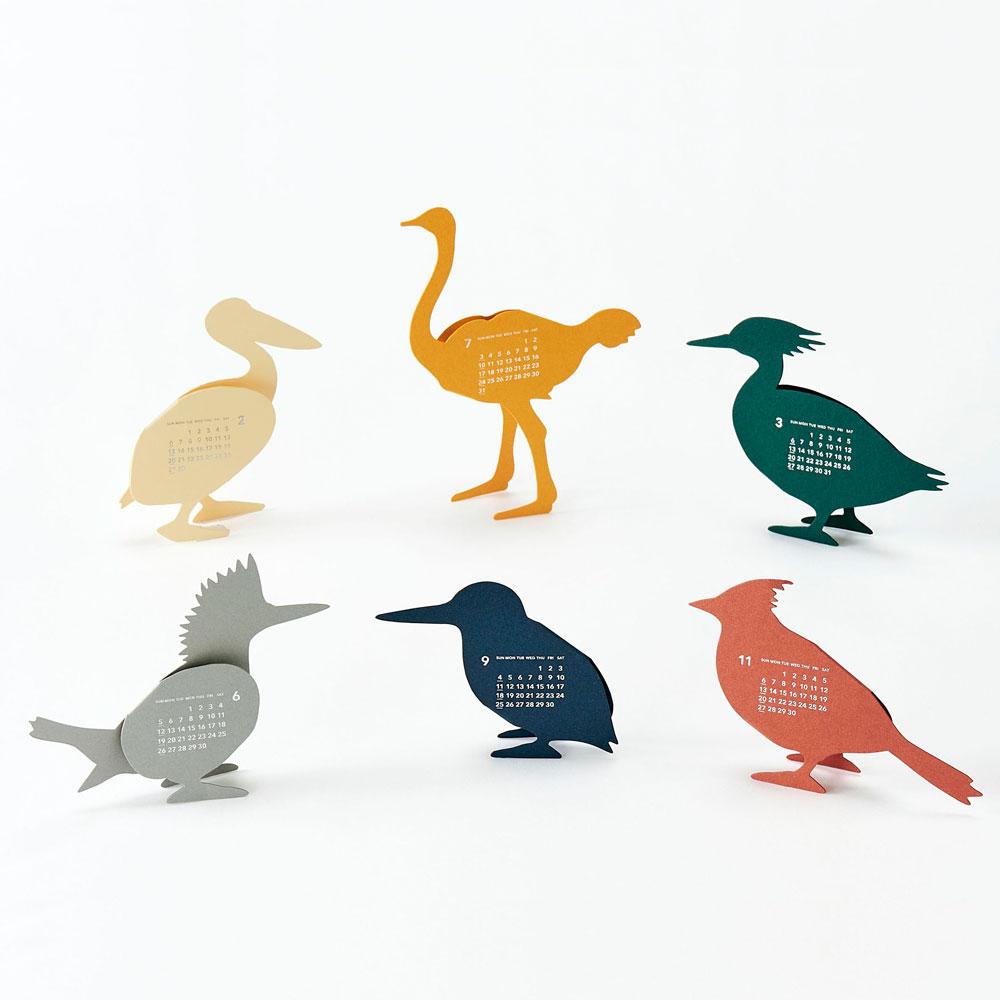Good Morning|2022年曆- Birds