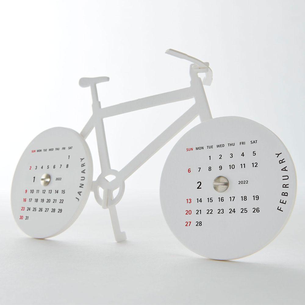 Good Morning 2022年曆- Bike