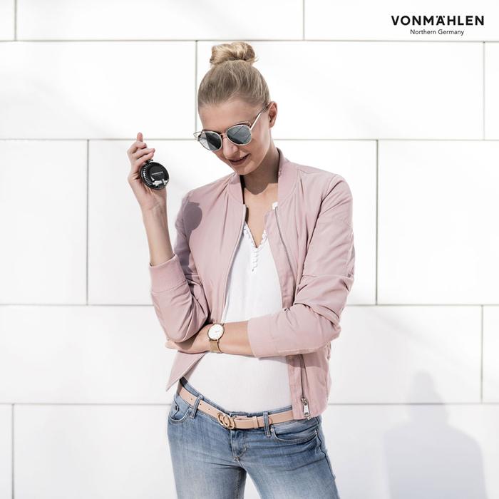 德國 VONMAEHLEN  MARINA HOERMANSEDER聯名款 多合一充電傳輸線 MFi認證