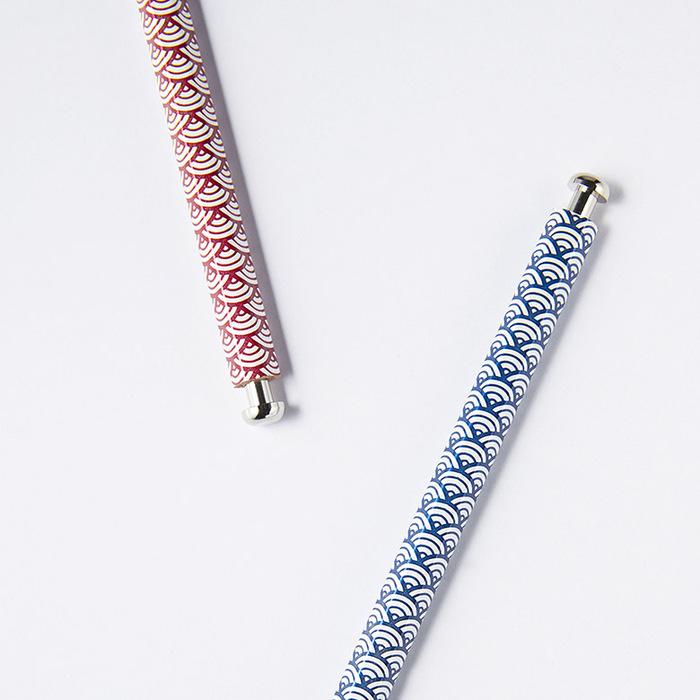 (複製)北星鉛筆|大人的鉛筆 和流 市松 臙脂