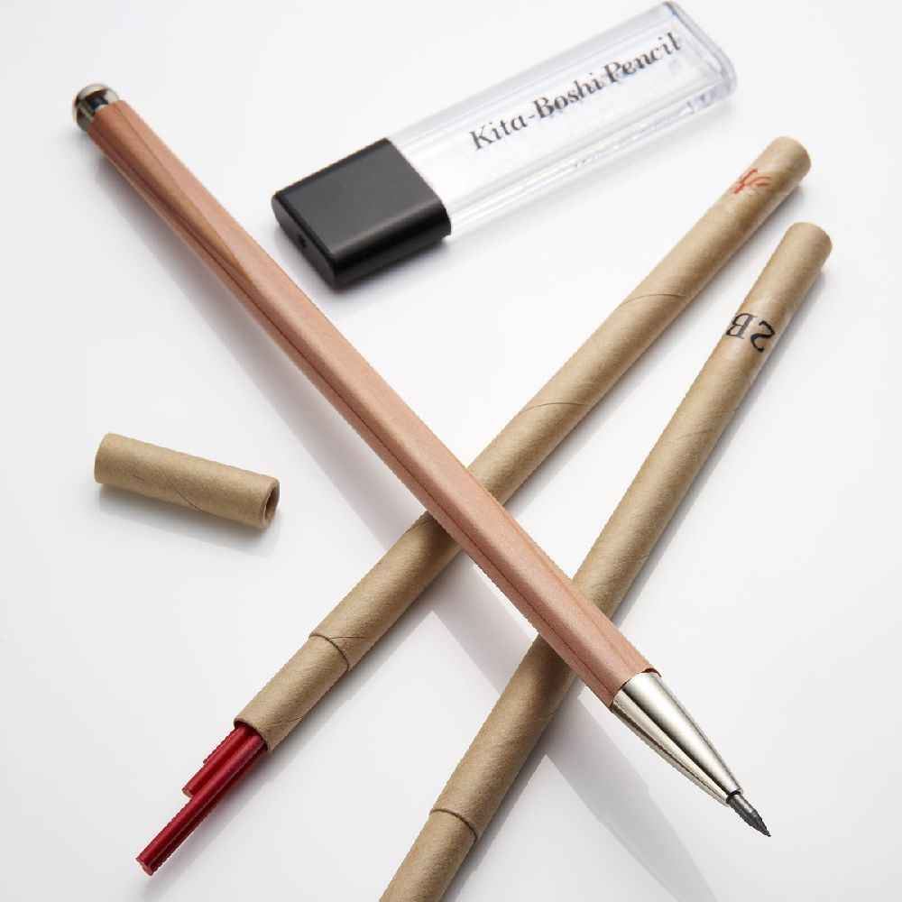 北星鉛筆|大人的鉛筆原木組
