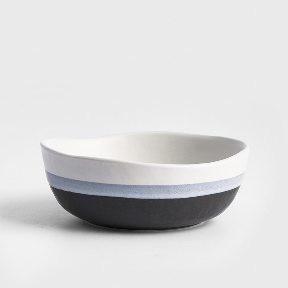 WAGA|日式 灰色地帶 16.5 cm 陶瓷圓碗|單品
