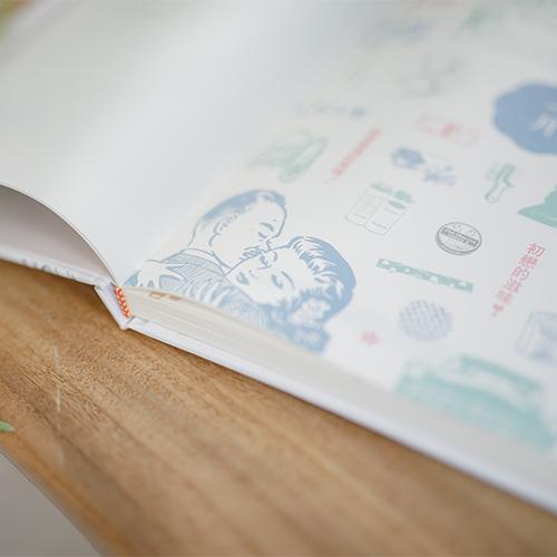報時光|老派摩登手帳