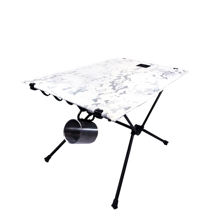OWL CAMP|雪地迷彩桌