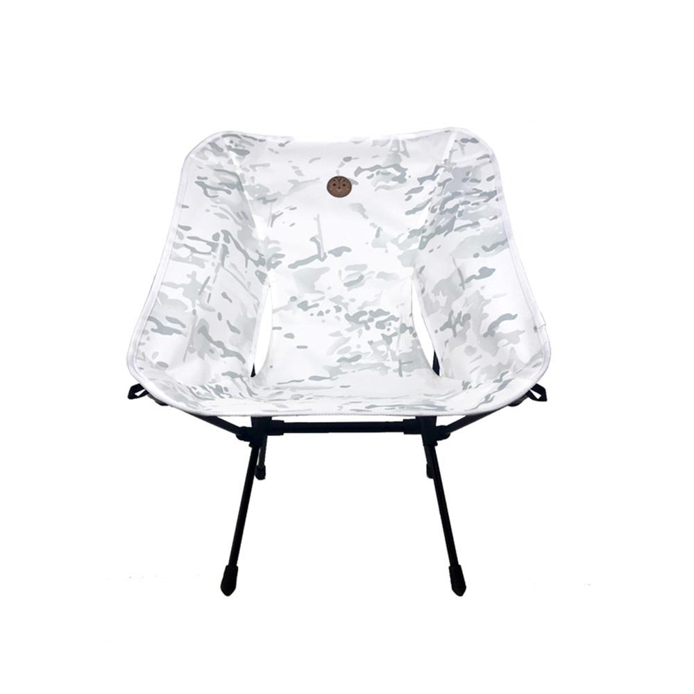 OWL CAMP 雪地迷彩椅
