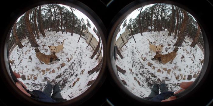 KANDAO看到科技 | QooCam 360°&3D 相機