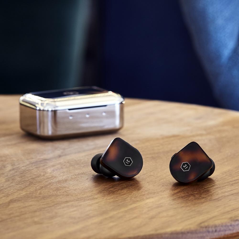 Master & Dynamic|MW07真無線耳機-琥珀紅