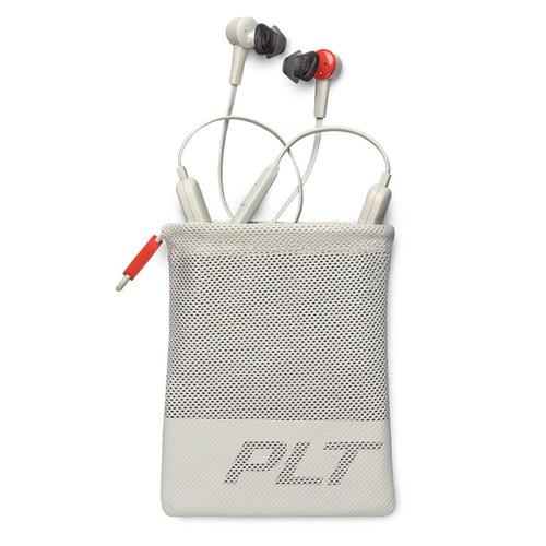 繽特力 Plantronics|BackBeat GO 410 主動降噪藍牙音樂耳機-象牙白