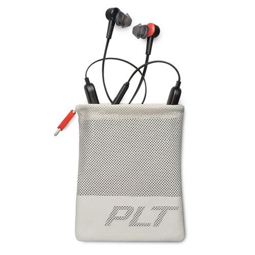 繽特力 Plantronics|BackBeat GO 410 主動降噪藍牙音樂耳機-石墨黑