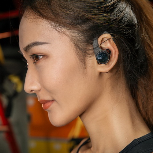 繽特力 Plantronics BackBeat FIT 3100真無線運動音樂耳機-電光冒險灰