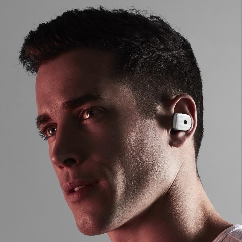 Master & Dynamic|MW07璀璨系列 真無線耳機 大理石白