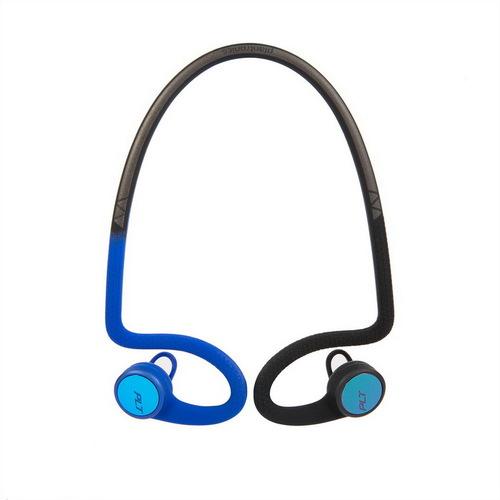 繽特力 Plantronics|BackBeat FIT 2100藍牙運動耳機-電光動感藍