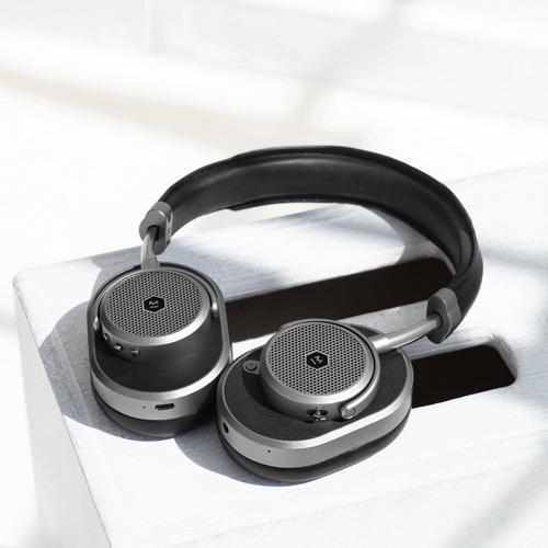 Master & Dynamic MW65 主動降噪藍牙音樂耳機 尊爵黑