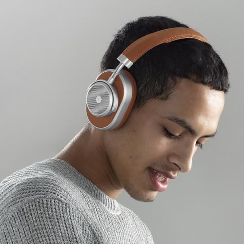 Master & Dynamic|MW65 主動降噪藍牙音樂耳機 自然棕