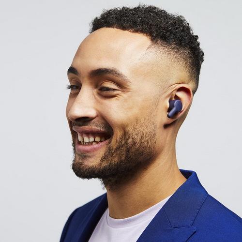 RHA | TrueConnect 真無線音樂耳機 海軍藍