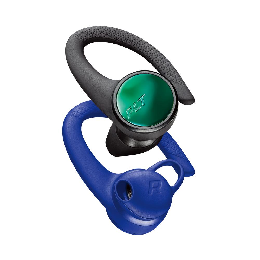繽特力 Plantronics | BackBeat FIT 3150真無線運動音樂耳機 黑藍雙配