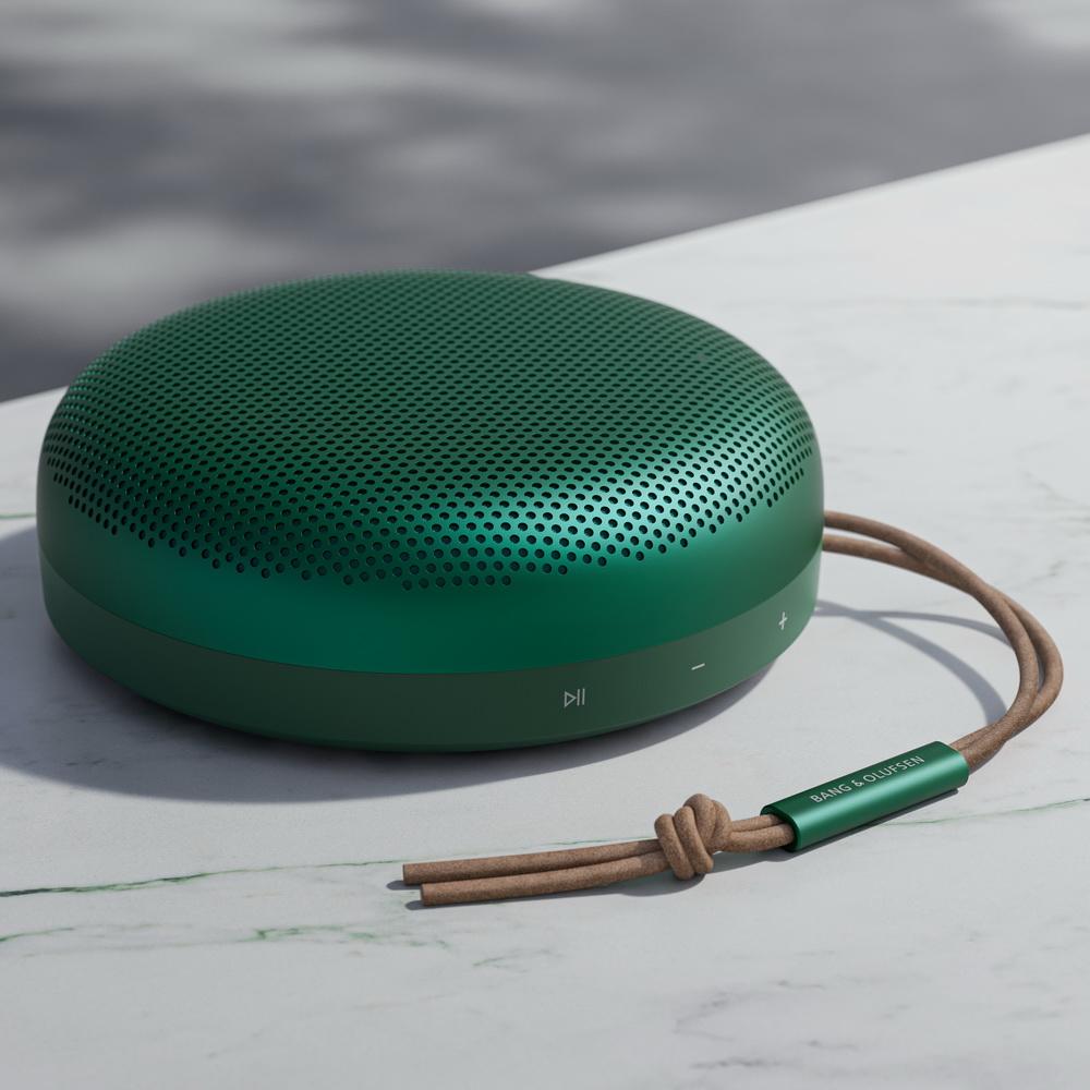 B&O|Beosound A1 2nd 藍牙喇叭 琉璃綠