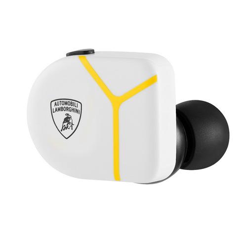 Master & Dynamic|MW07 PLUS X Lamborghini 限量聯名款 白黃