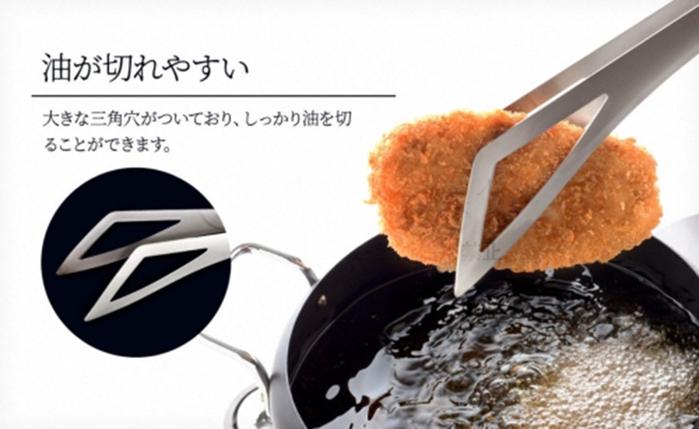 日本Arnest |燕三條兩用料理夾